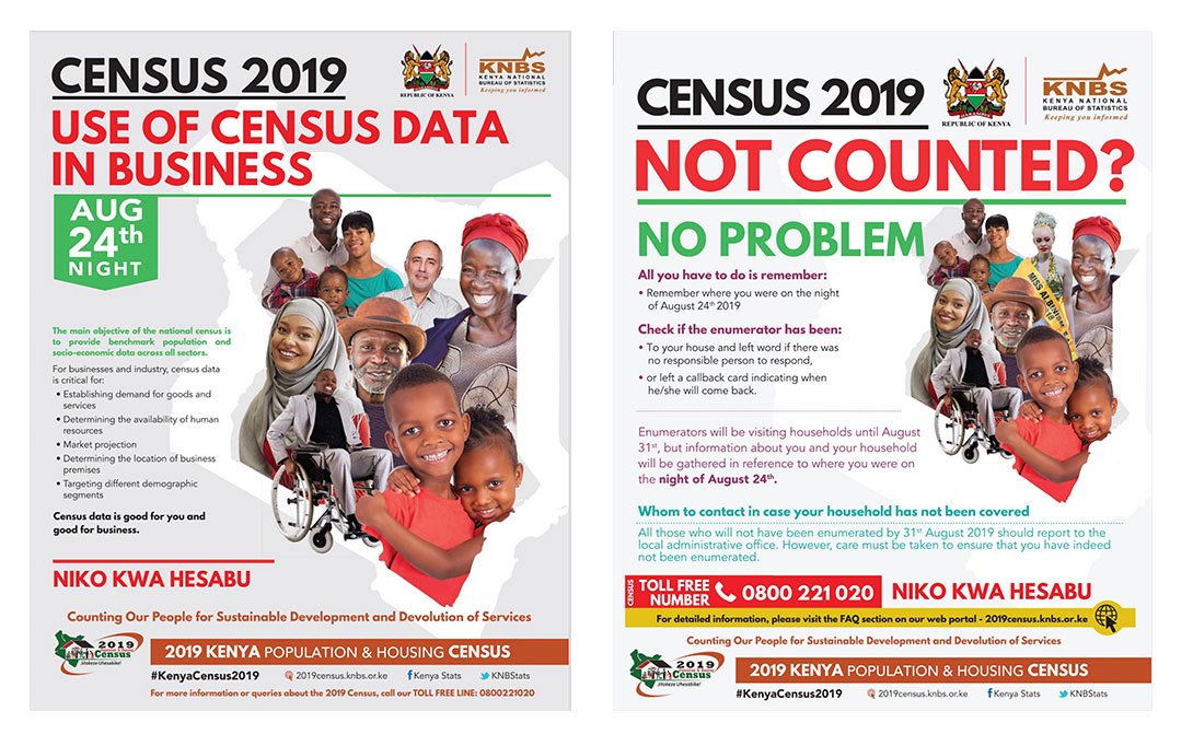KNBS Use of Census Data Communication