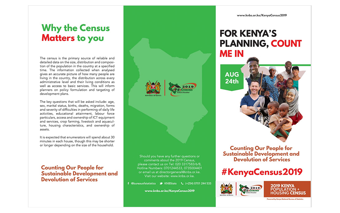 KNBS Census Matters Communication